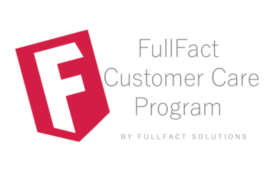 FullFact's Customer Care Programm